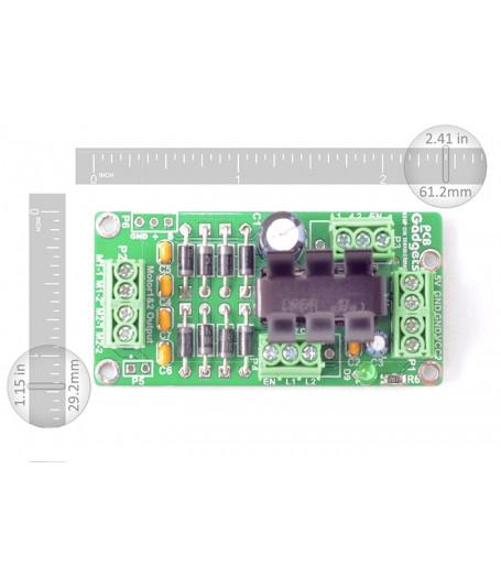 H-Bridge Motor Driver - SN754410 Breakout Board